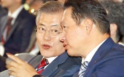 하이닉스 M15공장 이르면 연말 가동…최태원 회장의 '반도체 報國'
