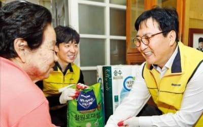 봉사·나눔으로 '79돌' 축하한 대림산업 임직원