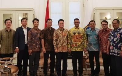 롯데자산개발, 인도네시아 역세권 개발사업 박차
