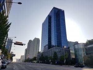 청담동 고급 오피스텔 '피엔폴루스' 전용 195㎡ 38.5억