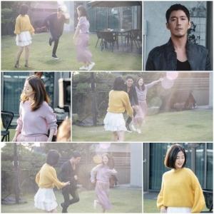 '배드파파' 장혁X손여은X신은수, 무아지경 가족 댄스파티