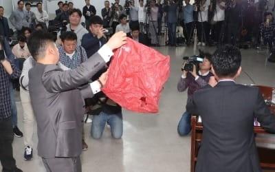 '저유소 화재' 스리랑카인 구속영장 청구 않는다…긴급체포 48시간만에 석방