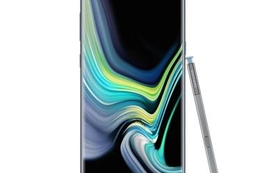삼성 갤노트9 클라우드 실버 5일 출시…아이폰XS·V40 견제