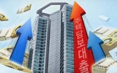 가계부채 보유자 1인당 8000만원 대출…1년새 260만원 증가