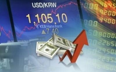중국 부양책에도 제한된 위험 선호…원/달러 환율 소폭 상승