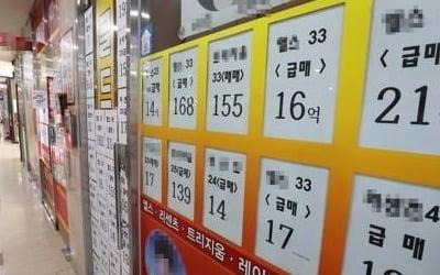 '강남 3구' 아파트값 내렸다…9·13대책 발표 이후 첫 하락
