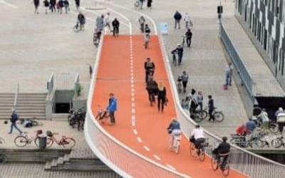 유럽형 '스카이 자전거길' 서울에 들어선다