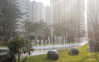 9호선 개통 열흘 앞…설레는 송파 '헬리오시티'