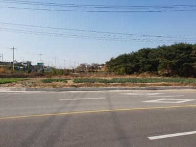[한경 매물마당] 포항시 대로변 코너 신축 부지 급매