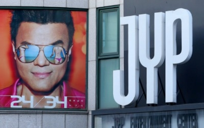 JYP엔터 최대 주주 박진영, 신주인수권 행사 190억 '잭팟'