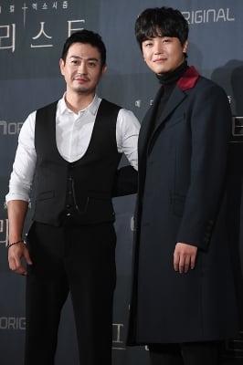 박용우-연우진, '두 남자의 카리스마~'