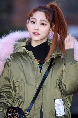 구구단 미나, '감탄을 부르는 눈부신 미모~'