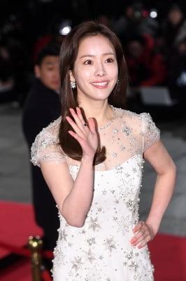 한지민, '우아한 시스루'(청룡영화상)