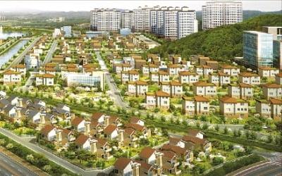 전남 화순에 첫 브랜드 아파트, 군·읍 도시에도 새 아파트 붐