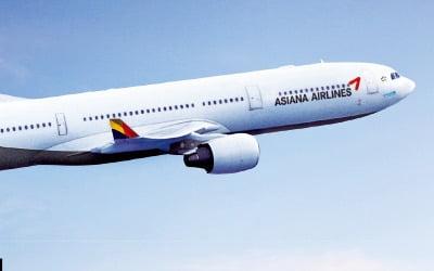 아시아나항공, 올해 1.4兆 유동성 확보