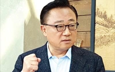 """고동진 삼성전자 IM부문 사장 """"삼성 폴더블폰 내년 상반기 출격…첫 생산량 100만대 이상"""""""
