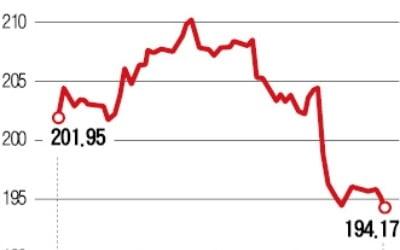 '주가 5% 폭락' 애플에 무슨 일이…
