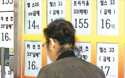 """부르는 게 값이던 강남 아파트…""""2억~3억 내린 급매물도 안 팔려요"""""""