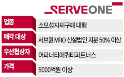 LG그룹 MRO사업, 어피너티에 팔린다