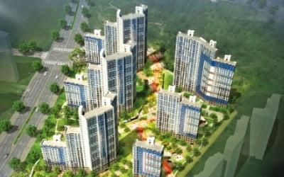 원주기업도시 라온프라이빗, 3만1000명 수용…교통·자연·개발 다 갖춘 기업도시