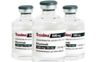 셀트리온 바이오시밀러 '트룩시마' FDA 승인…5조원 美 혈액암 치료시장 뚫었다