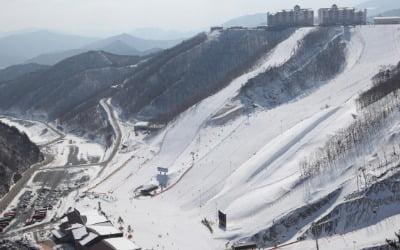 부영그룹 오투리조트 스키장, 5년만에 개장