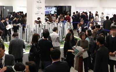 """""""현금·가점 부자 많다""""…강남 분양 줄줄이 재개"""