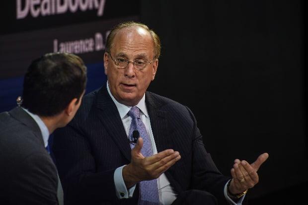 """세계최대 자산운용사 블랙록 CEO """"가상화폐 합법화되면 ETF 출시"""""""