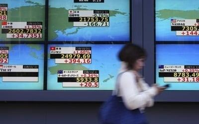 '트럼프 무역합의안 지시'에 아시아증시 상승폭 확대