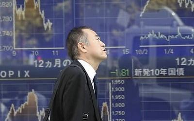 日증시도 '미국발 훈풍'…닛케이 지수 장중 1.8% 상승
