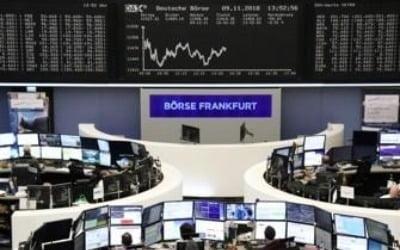 유가하락·세계경제 둔화 우려에 대체로 약세