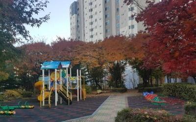 동북선 경전철 기다리는 종암동 '삼성래미안'