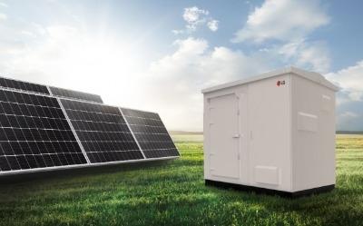 LG전자, 100kW급 '올인원 ESS' 출시…태양광 발전용