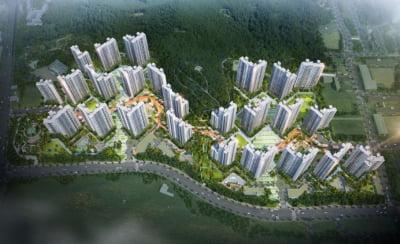 대우건설, 인천 한들구역 아파트 신축계약