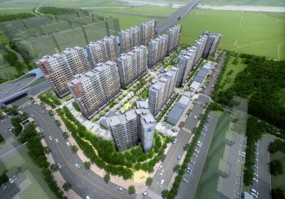 쌍용건설 '광산 쌍용예가 플래티넘' 계약 완료