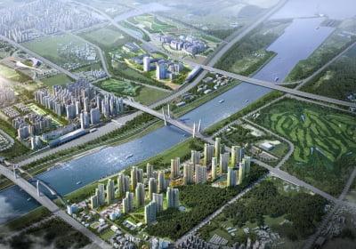 인천 서구 '한들구역' 도시개발사업 본격화