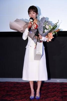 한지민, '여성영화인상 연기상 수상'(여성영화인축제)