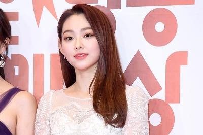 구구단 미나, '돋보이는 예쁨~' (2018 MBC 방송연예대상)