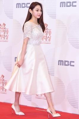 구구단 미나, '사뿐사뿐 우아하게~' (2018 MBC 방송연예대상)