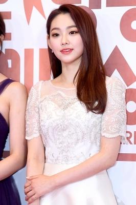 구구단 미나, '눈 뗄 수 없는 사랑스러움' (2018 MBC 방송연예대상)