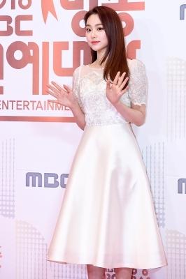 구구단 미나, '깜찍한 인형 미모~' (2018 MBC 방송연예대상)