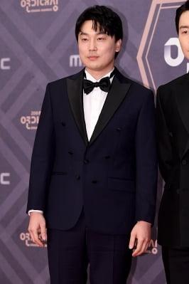 서현우, '부드러운 눈빛 카리스마~' (2018 MBC 연기대상)