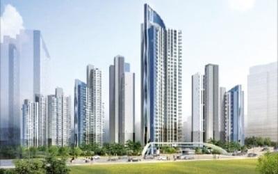 강남권 아파트 청약도 '시들'…'라클라스' 평균 가점 4점 하락