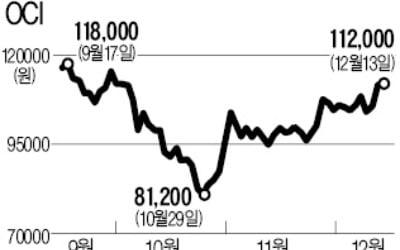 폴리실리콘값 상승 기대…태양광株 해빙기 오나