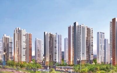 새 아파트 귀한 수도권 서부, 안양·부천 등 '릴레이 분양'