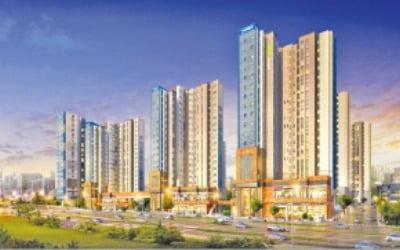 대구 신암동 '이안 센트럴D', 동대구역복합환승센터·지하철 등 도보 이용