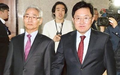 한국당, 현역 21명 '물갈이'…친박계 '엇갈린 반응'