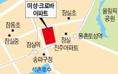 잠실 미성·크로바, 송파구 재건축 이주 '스타트'
