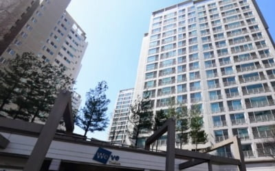 신분당선 효과…분당 '두산위브트레지움' 1.7억원 상승