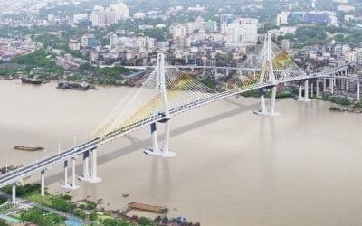 GS건설, 미얀마 교량 공사 수주